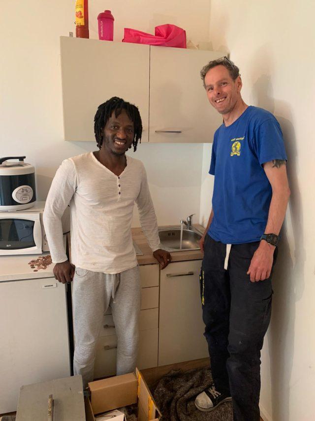 Foto Kücheneinbau zapf