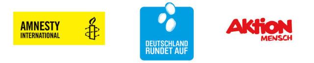Logos_Amnesty_AktionMensch_DRA